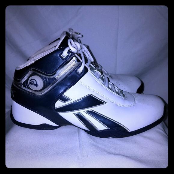old school reebok pump shoes